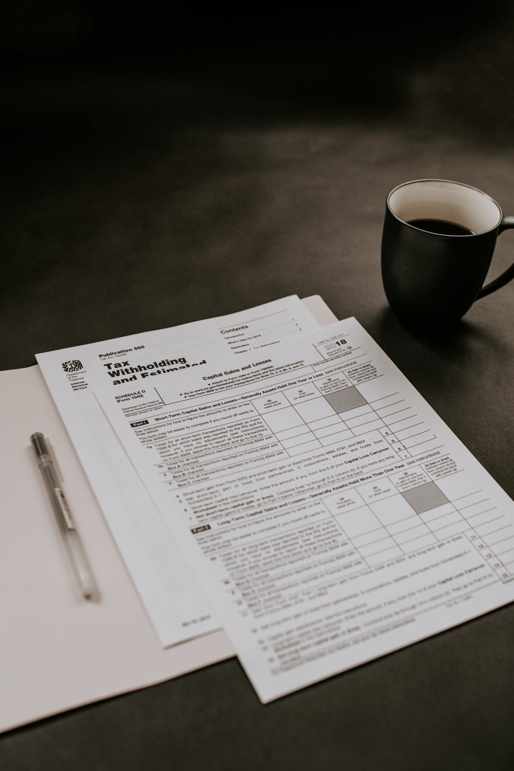 Tax Considerations for Divorced Couples